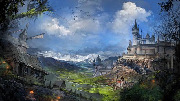 castle sigantium