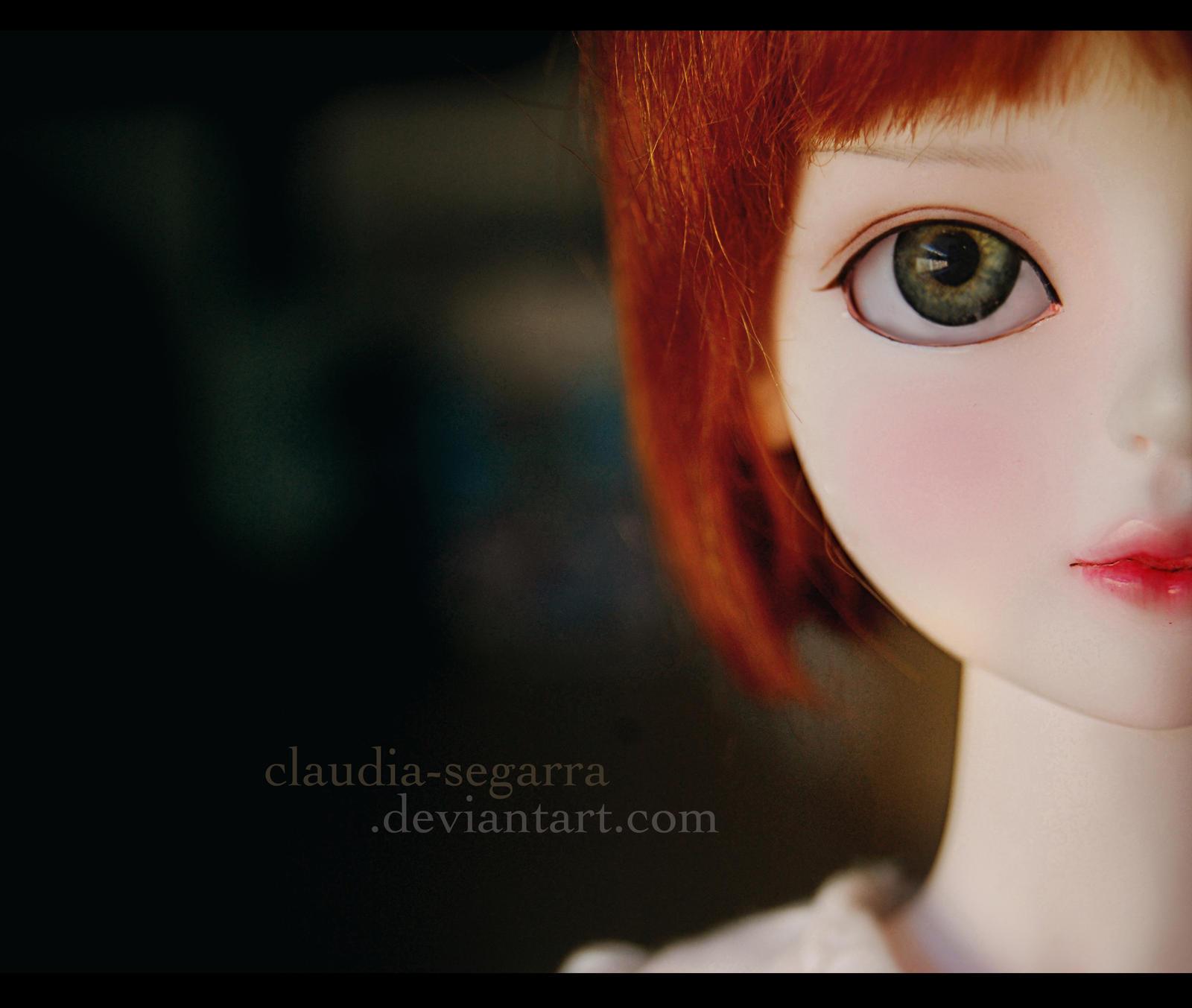 Half Aileen by claudia-segarra