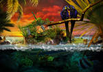 Lost Paradise by Sehiloia