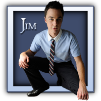 Jim Parsons - Avatar by Dead-Standing-Tree