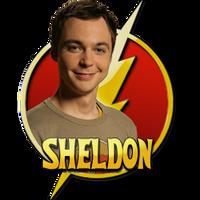 Sheldon Cooper - Avatar 2 by Dead-Standing-Tree