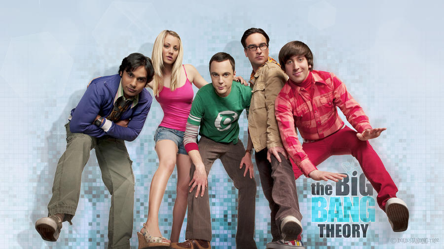 The Big Bang Theory  Wallpaper 03 by DeadStandingTree on DeviantArt