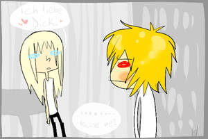 .: Scuse me lol :. by PrincessxRei