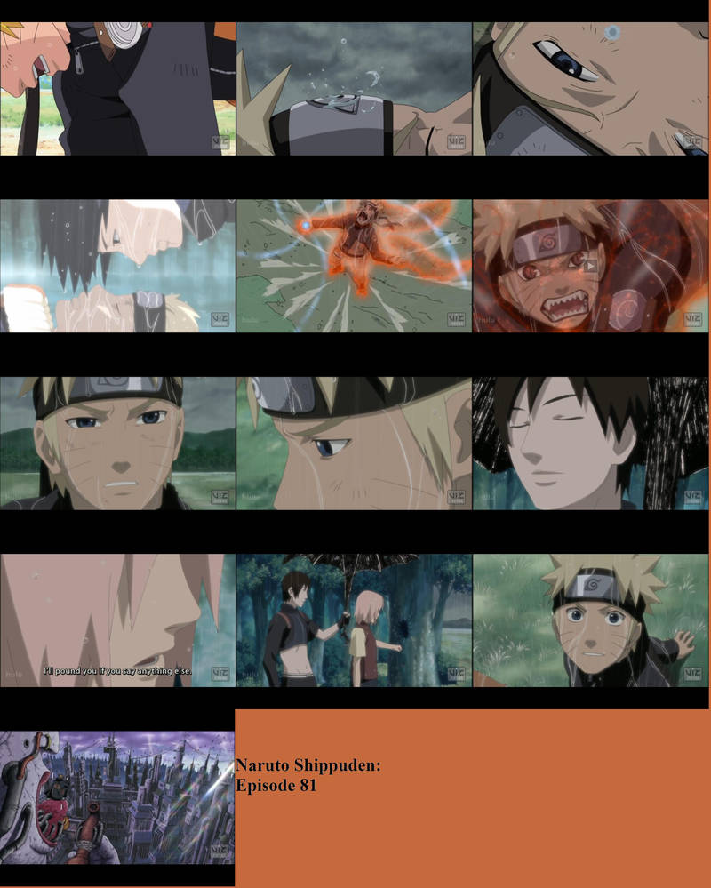Naruto Shippuden Episode 81 SS by monklordey on DeviantArt