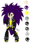 Shuro Alternate outfit