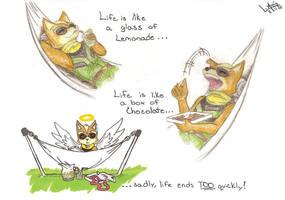 It's Life by StarFox-Saiyan