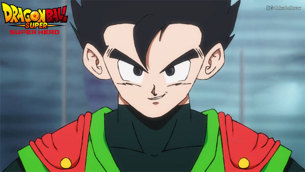 Gohan Dragon Ball Super Super Hero