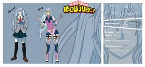 BHA: Kimiko Profile by mckissat