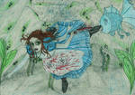 In the Underwaters of a Mystifying Madness by ZeldAlice