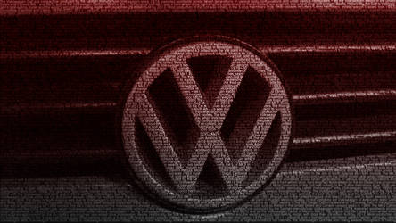 Volkswagen Golf Wallpaper Red Black