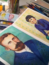 Jo  Theo Van Gogh