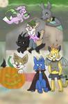 Halloween contest entry