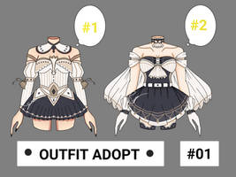 Outfit Auction 01 : Open