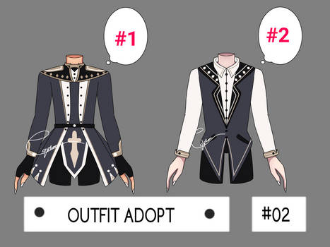 Outfit Auction 02 : Open