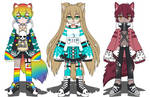 OTA Adoptables 2 : Open by CqshonTouch