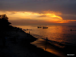 Yet another Zanzibar sunset by warriorbern