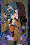 Goku Vs Moro (Dbs - Chap 64)