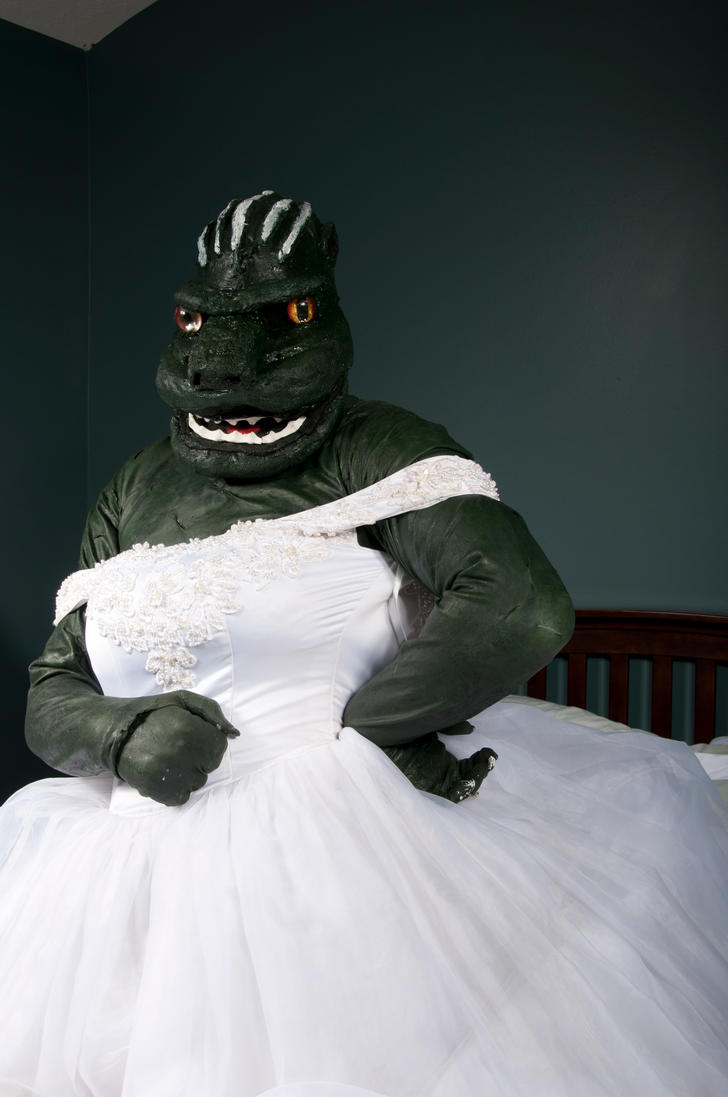 Bridezilla by PhantomChicken