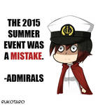 Admiral Ruby and the Summer Event