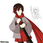[RWBY] Orient Ruby