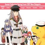 2017 KanColle Spring Event New Shipgirls