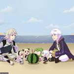 [FE Heroes x Puchimasu!] Puchi Emblem Summer Bash