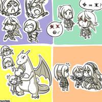 [Fire Emblem] Chibi Corrobin Adventures by Rukotaro