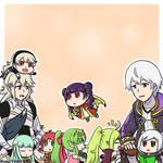 [FEH x Puchimasu!] Puchi Emblem: Dragon Day Care