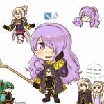 [FEH] Robin!Camilla returns