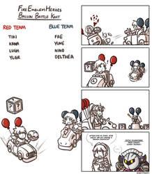[FEH] Children's Day Balloon Battle by Rukotaro