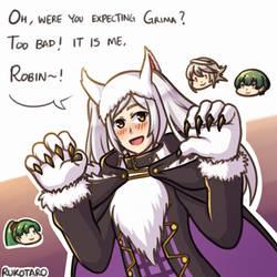 The Fall Tactician Robin pounces