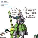 Queen Robin