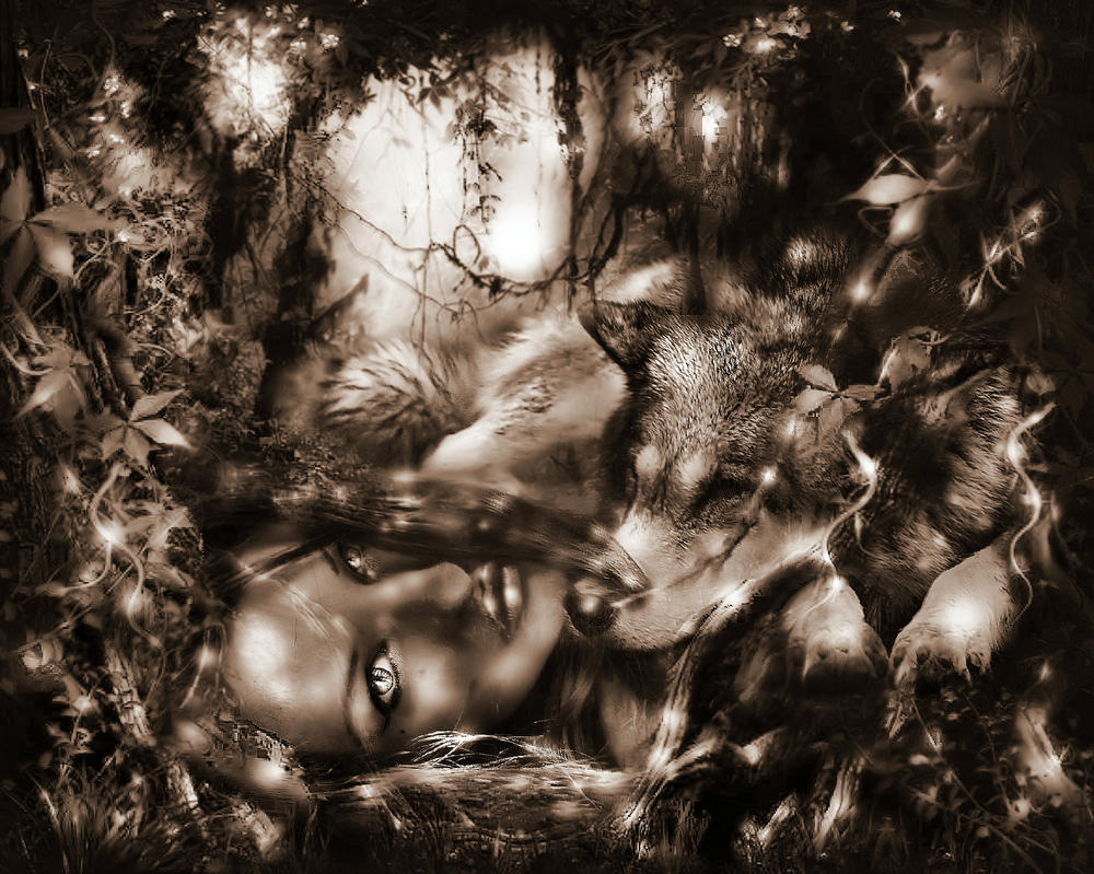 Lost Legends by L-A-Addams-Art