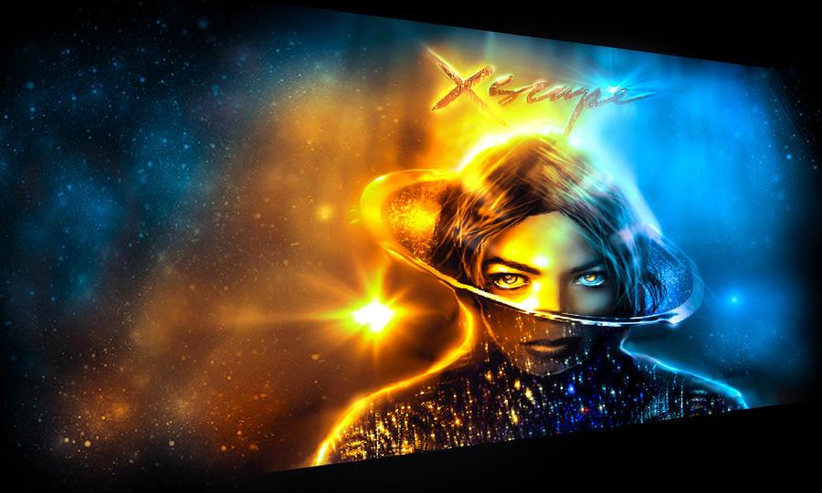 XSCAPE 2 by L-A-Addams-Art