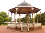 gazebo/bandstand stock by L-A-Addams-Art