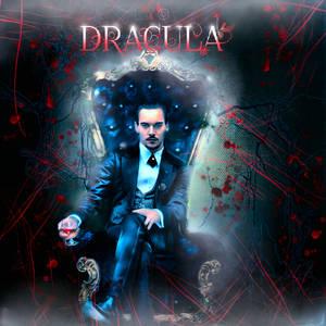 DRACULA by L-A-Addams-Art