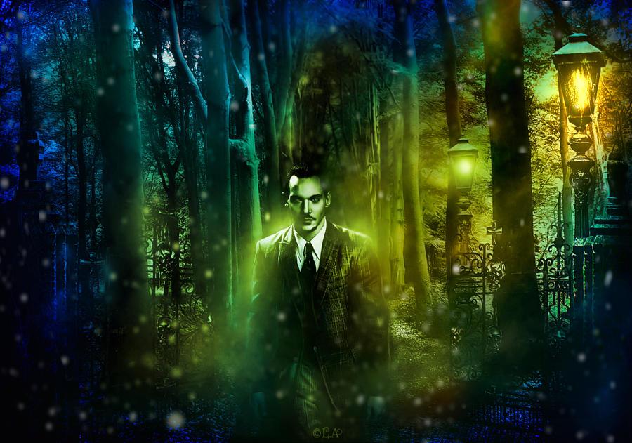 alexander greyson -vampire by L-A-Addams-Art
