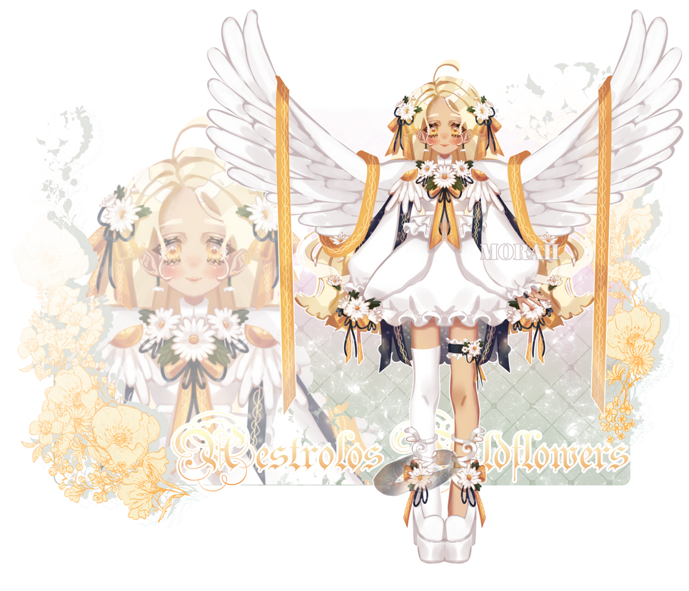 [OPEN] AES Daisy Wildflower Adopt