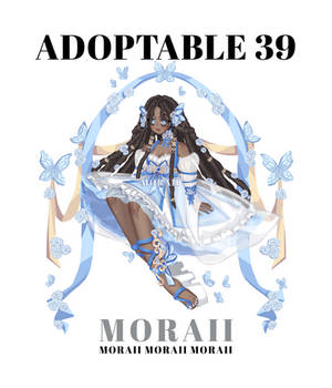 [CLOSED] Adoptable #39: AUCTION