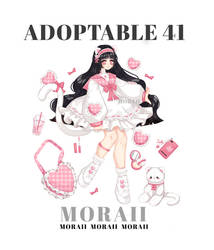 [CLOSED] Adoptable #41: AUCTION