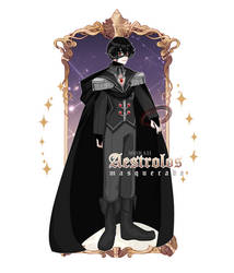 [CLOSED] AES Masquerade Batch - Obsidian Blood