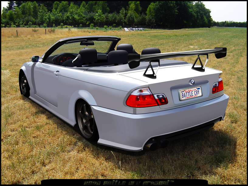 bmw e46 330 ci cabrio by battle cry tr on deviantart. Black Bedroom Furniture Sets. Home Design Ideas