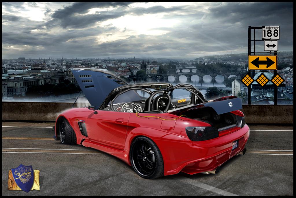 Image Gallery Of Honda Drift Car