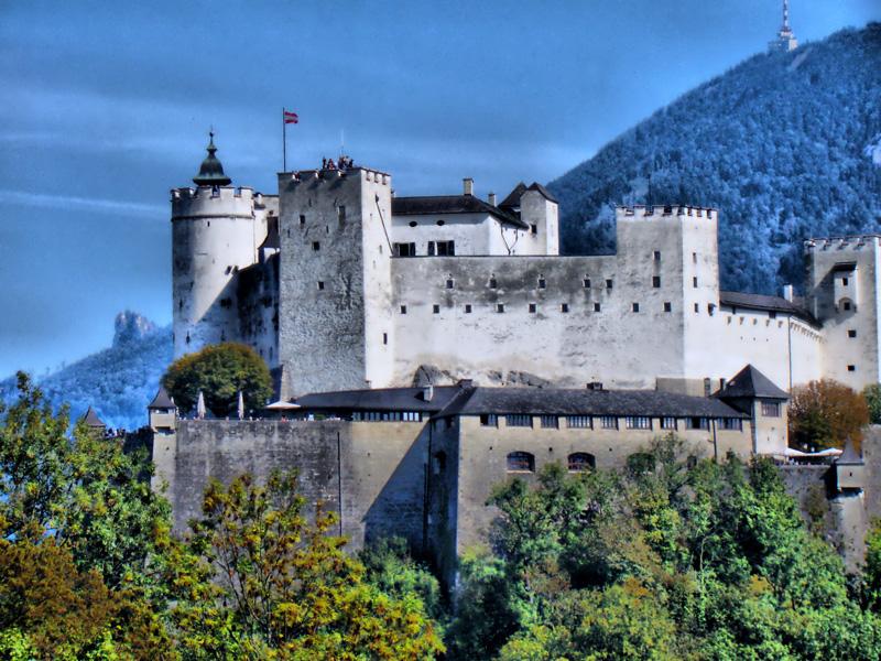 Hohensalzburg Castle Tour