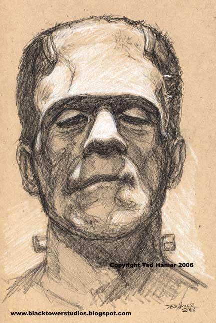 Frankenstein by TheLastRonin
