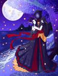 GR: Dark Waltz by DestinieKirby