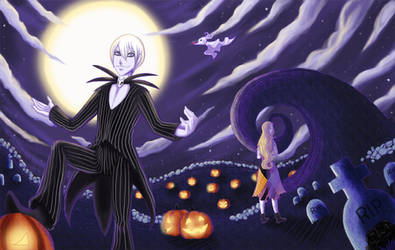 Bleach: This Is Halloween by TouchedVenus