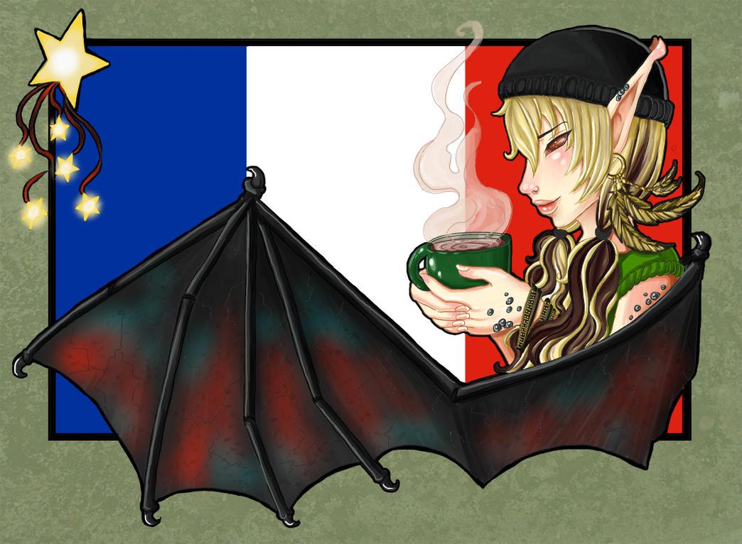 Mistress Venus: French Roast by TouchedVenus