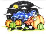 Hauntober - Day 01 - Pumpkin