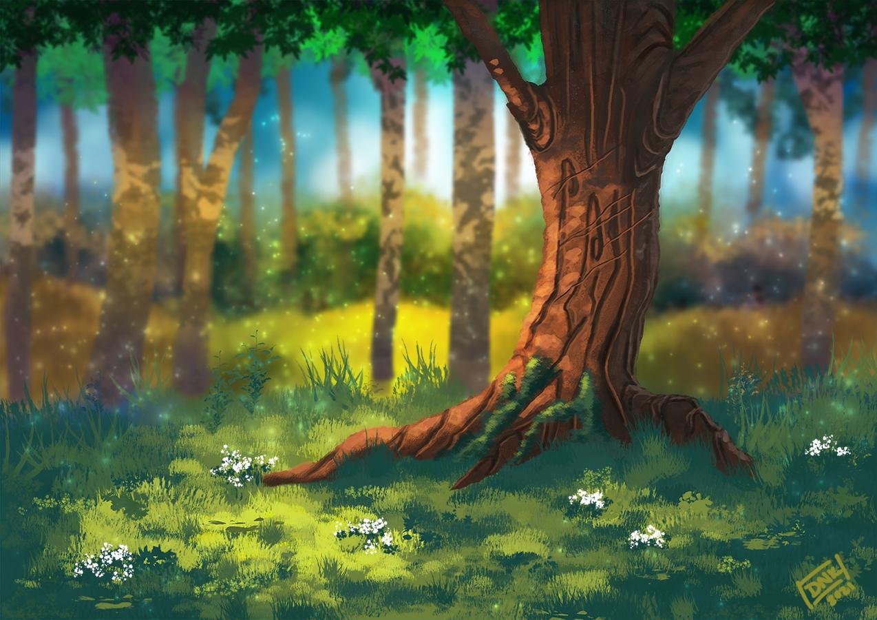 Forest BG Practice